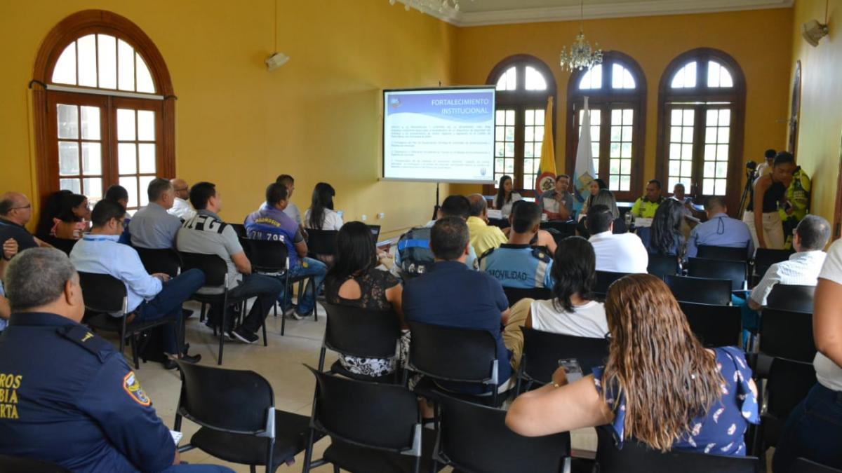 Alcaldía del Cambio avanza en acciones para mejorar seguridad vial