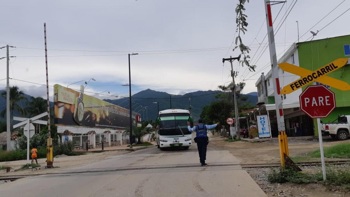 Alcaldía del Cambio garantizó seguridad vial en sitios turísticos