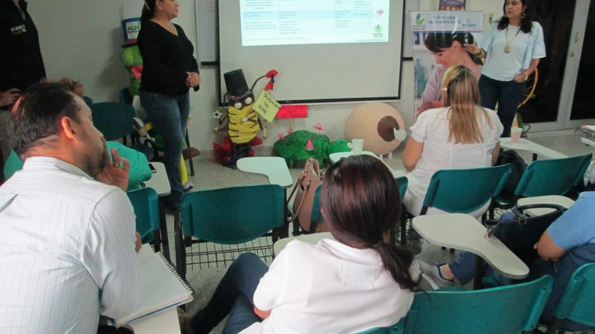 Distrito busca fortalecer el desarrollo y bienestar de los niños y niñas