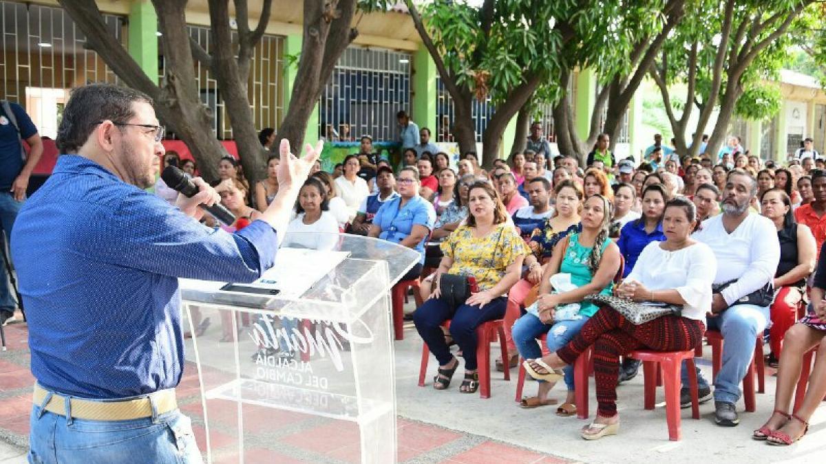 Santa Marta va por la sede de los IV Juegos Suramericanos de Mar y Playa