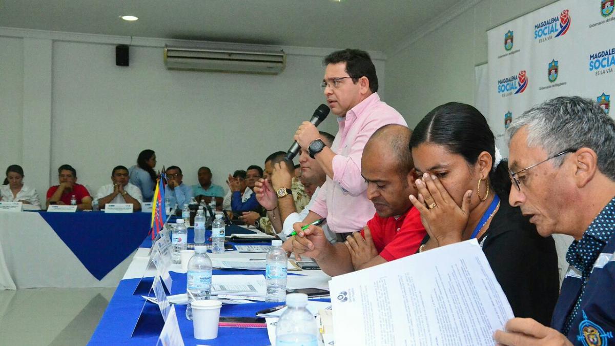 Distrito garantizará una reparación integral a las víctimas del conflicto