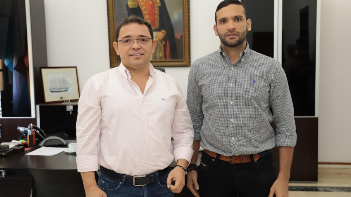 Se posesiona nuevo secretario de Seguridad y Convivencia Distrital