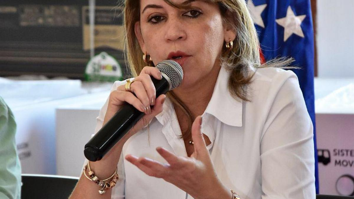 Alcaldesa exige a Migración Colombia contundente control de extranjeros
