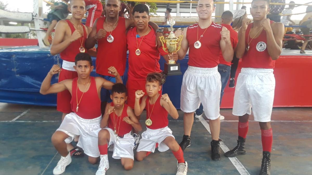 Alcaldía del Cambio apoya a pegadores samarios en intercambio internacional en Barranquilla