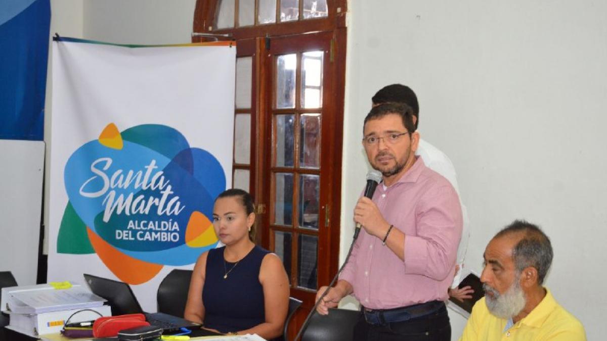 Cumpliendo su compromiso con la educación pública, Alcaldía de Santa Marta adjudicó contrato del PAE