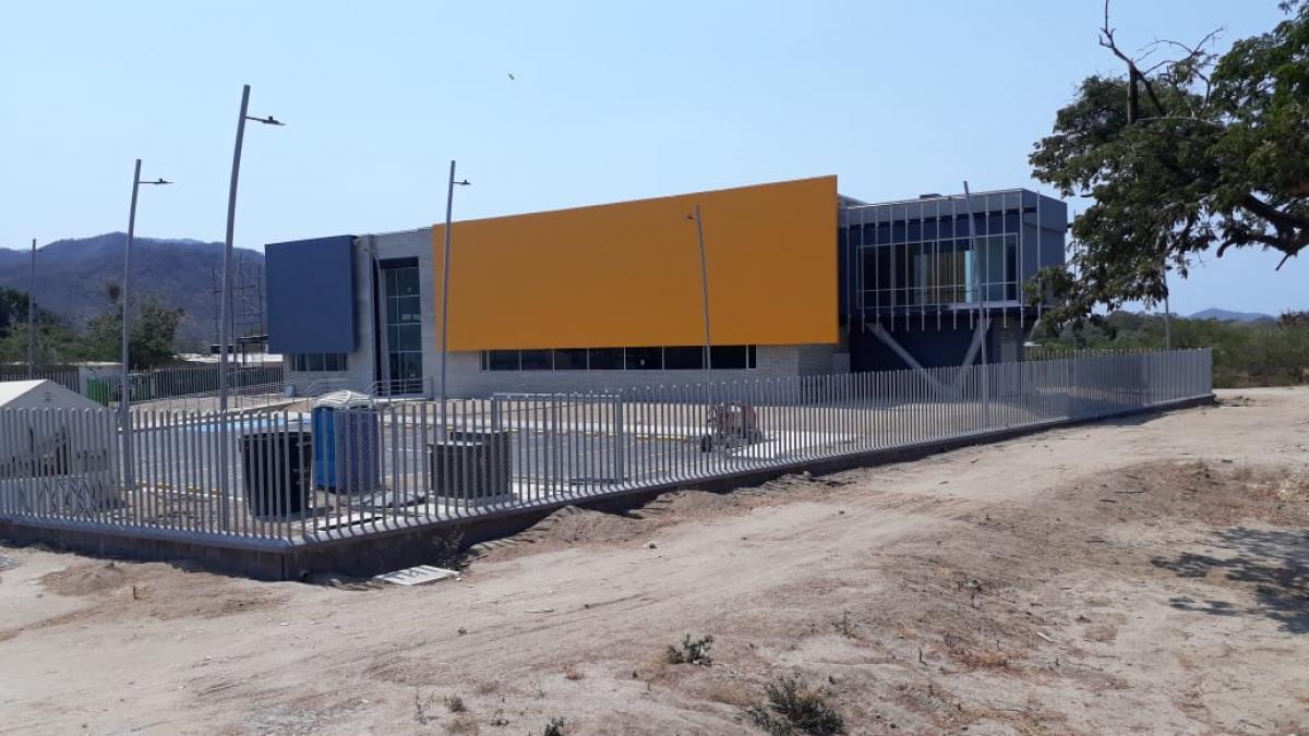 Construcción de la Sala Integrada de Emergencias y Seguridad avanza a paso firme