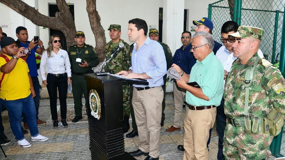 En los últimos 8 días, cae Registro del hurto en todas sus modalidades en Santa Marta