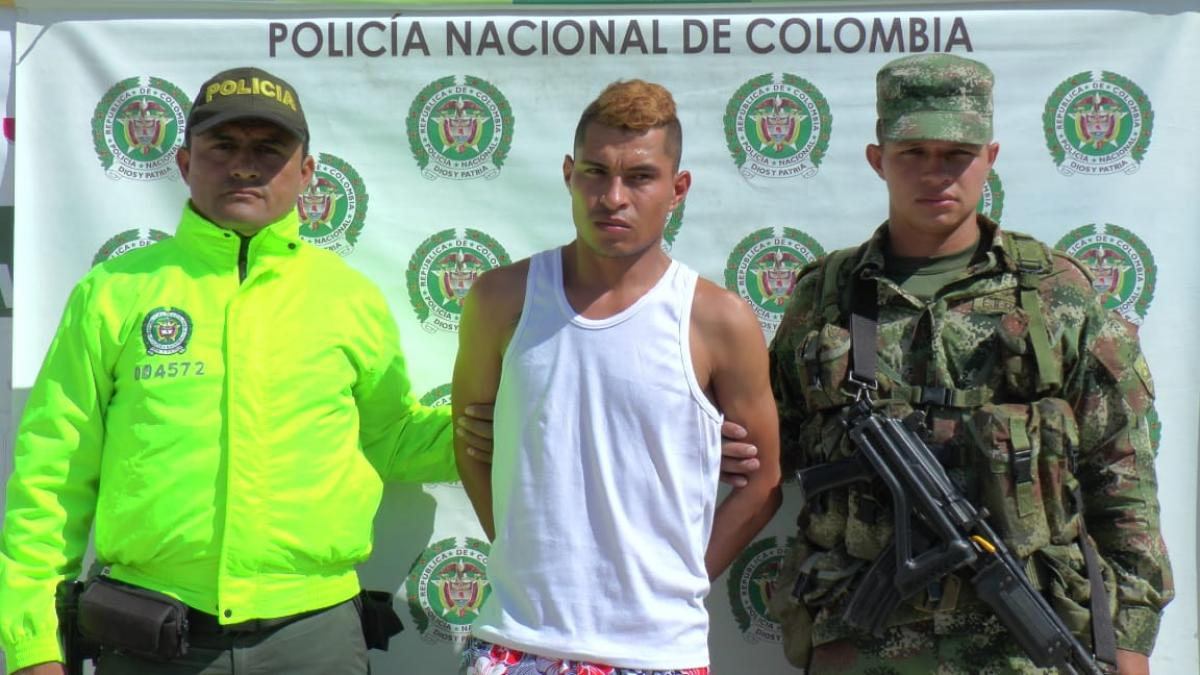 Autoridades capturan a alias 'Planchita', jefe de sicarios de 'Los Pachencas'