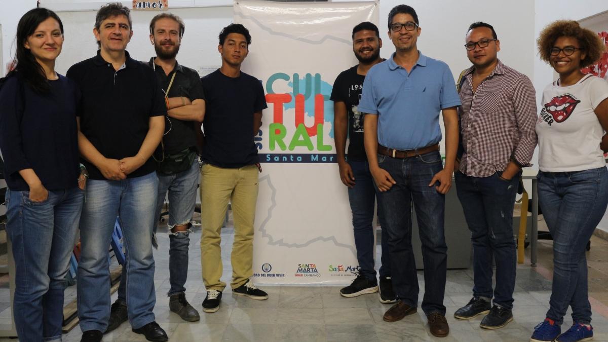 Consejo Distrital de Cinematografía 2018-2020 inicia agenda de actividades