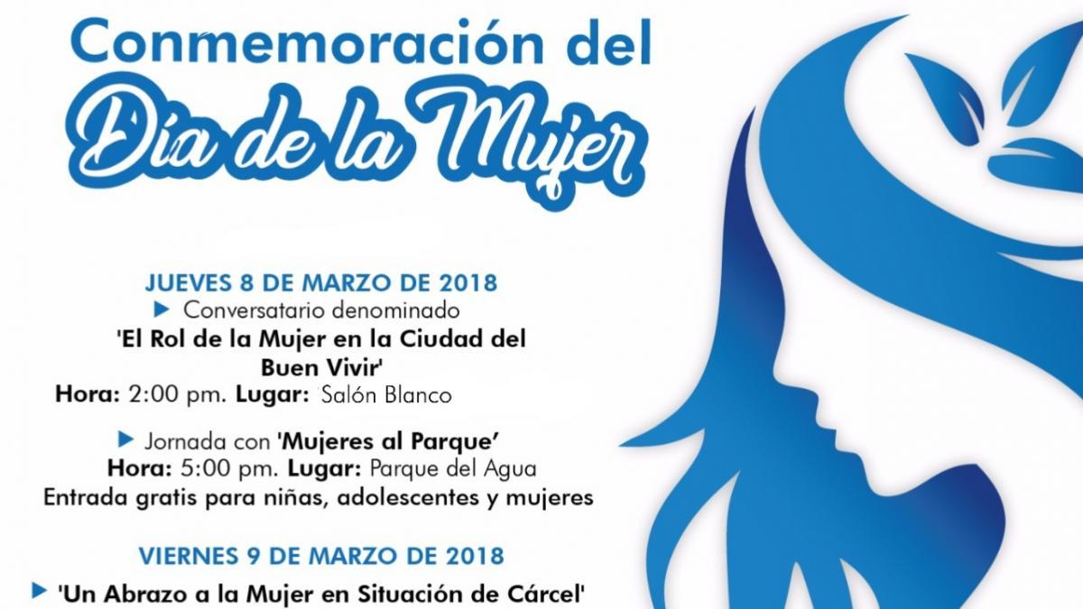 Gobierno distrital conmemora Día de la Mujer