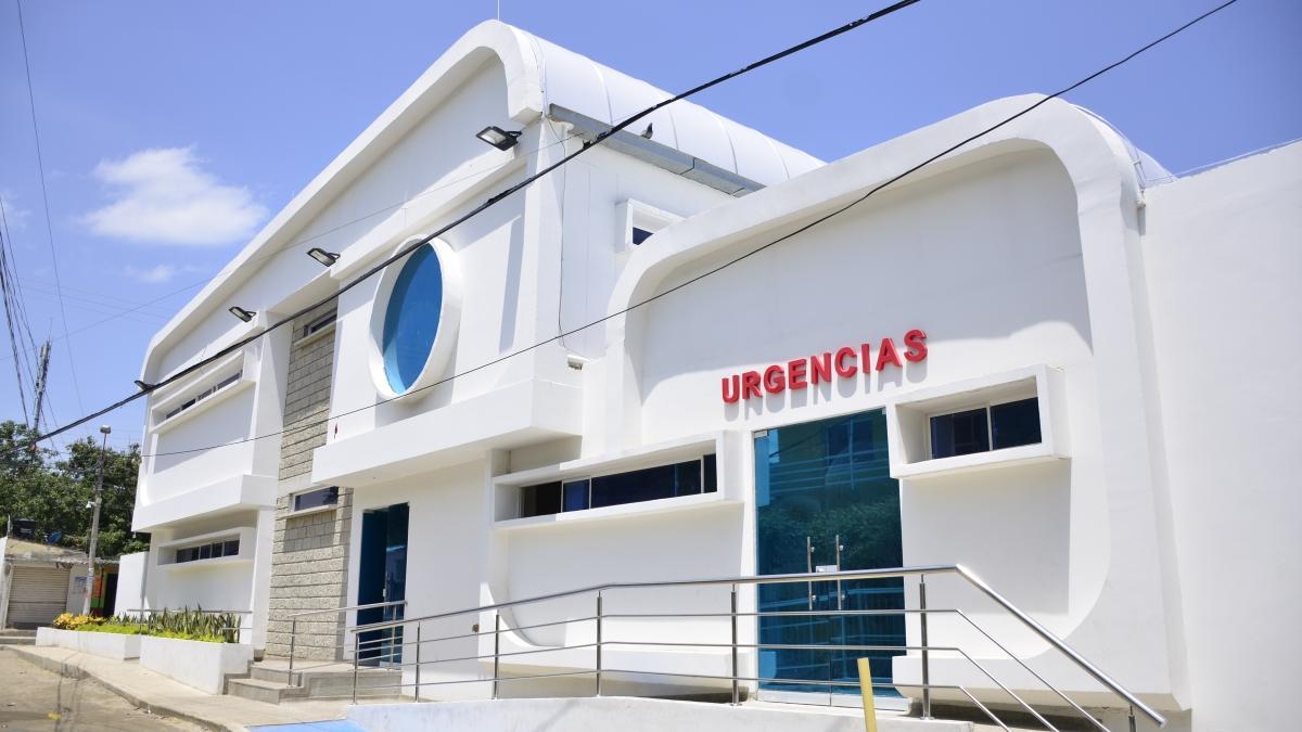 Reforzado con insumos de la ESE, Centro de salud de La Paz entra en servicio este miércoles