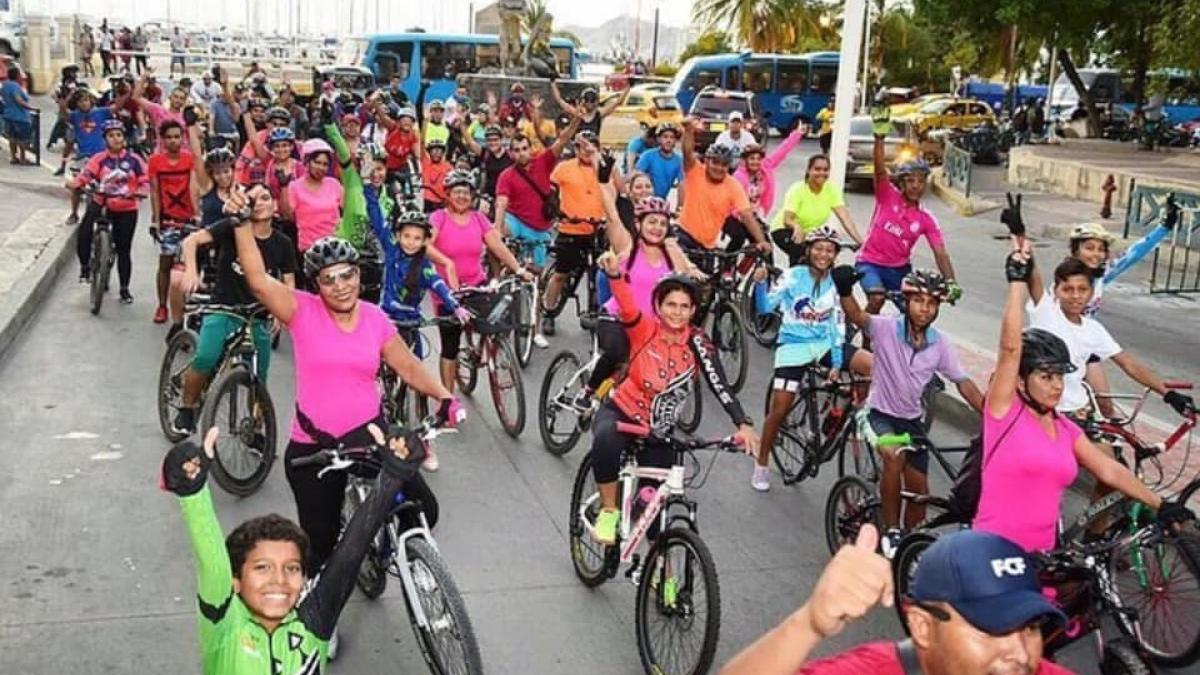 Alcaldía habilitó 400 cicloparqueaderos gratuitos para la jornada del día sin Carro