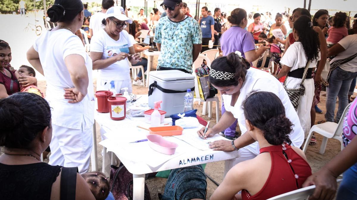 840 habitantes de Ciudad Equidad se beneficiaron de 'Feria de la Equidad y el Buen Vivir'