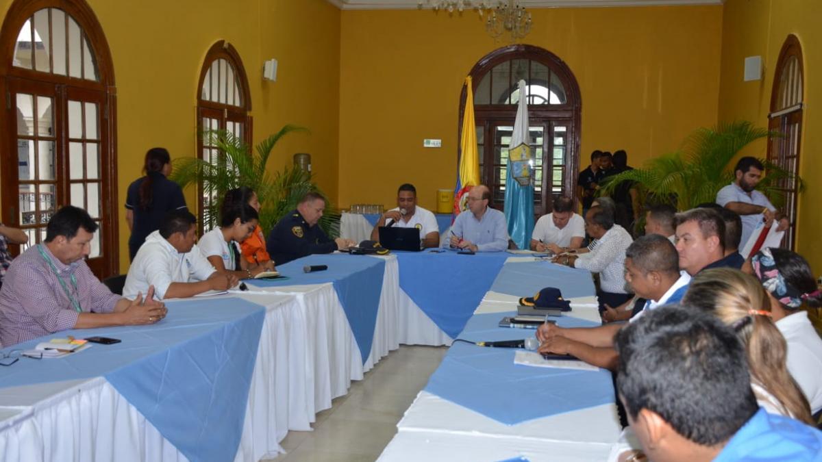Alcalde (e)  extenderá por tres meses la calamidad pública por desabastecimiento de agua en Santa Marta