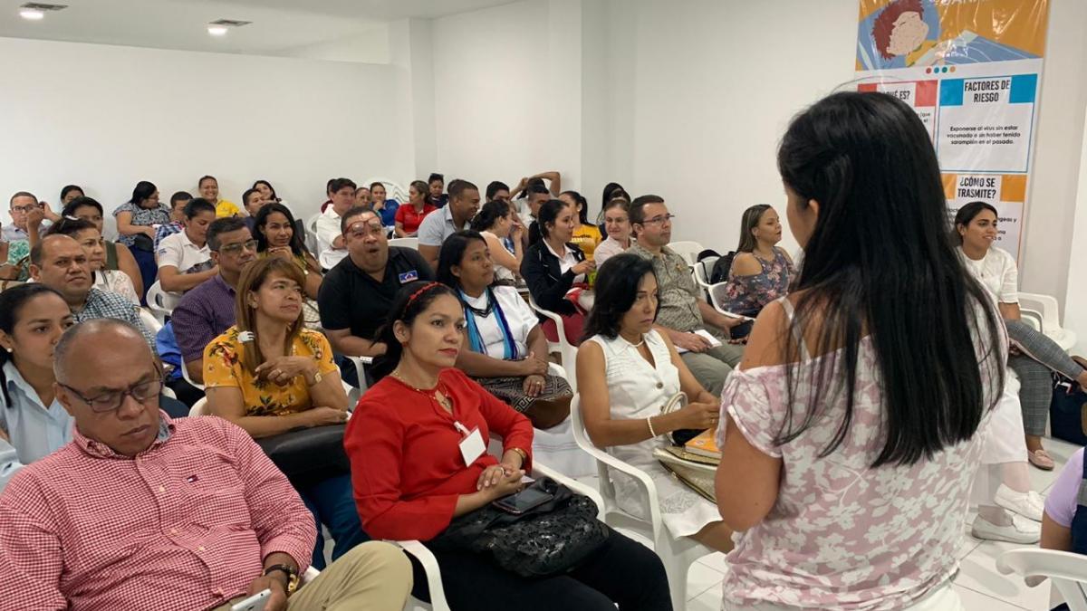 III Comités de Seguridad Alimentaria y Lactancia Materna en Santa Marta