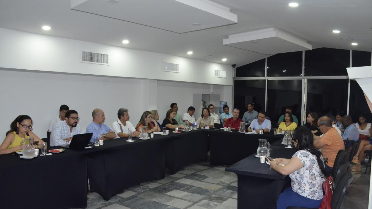 Comité Intergremial de la Cámara de Comercio