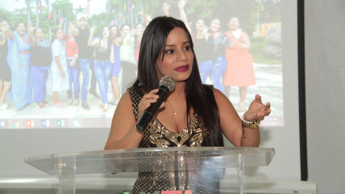 Alta consejera para la paz y el postconflicto del Distrito, Anabel Zúñiga