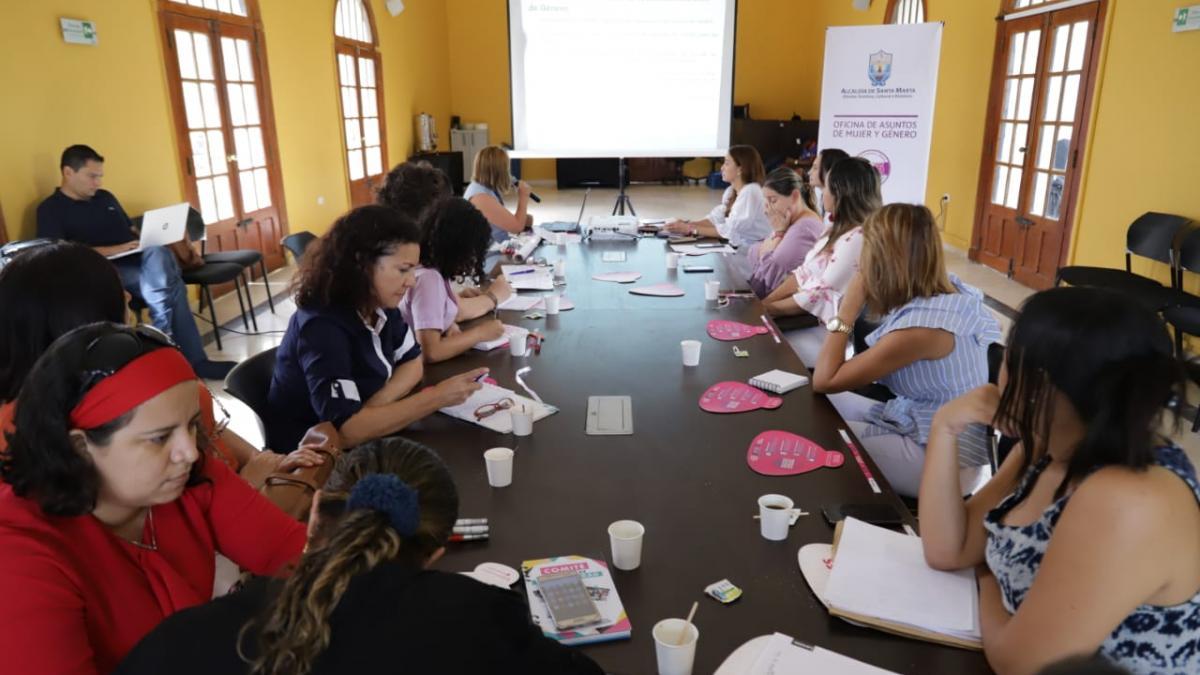 Alcaldía del Cambio se destaca en política pública de Equidad de Género