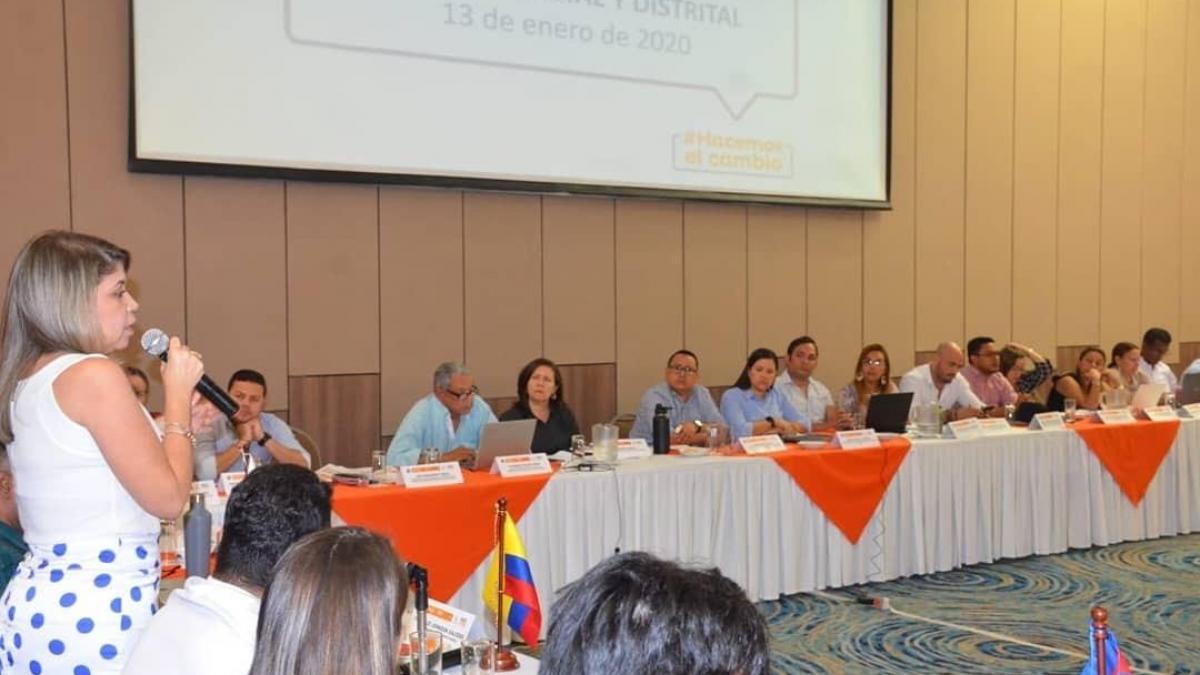 Por primera vez, alcaldía de Santa Marta y gobernación del Magdalena trabajan de la mano para definir un plan de desarrollo