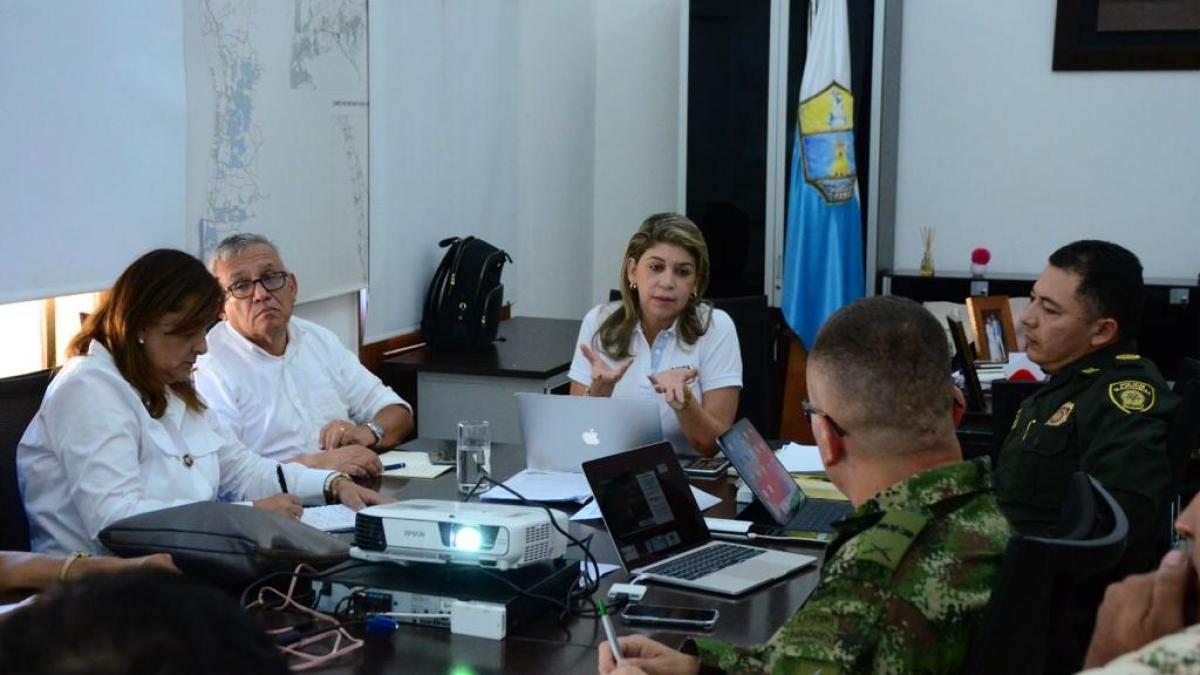 Alcaldesa exige nuevamente al Ejército desplegar operaciones contundentes en la zona rural del Distrito
