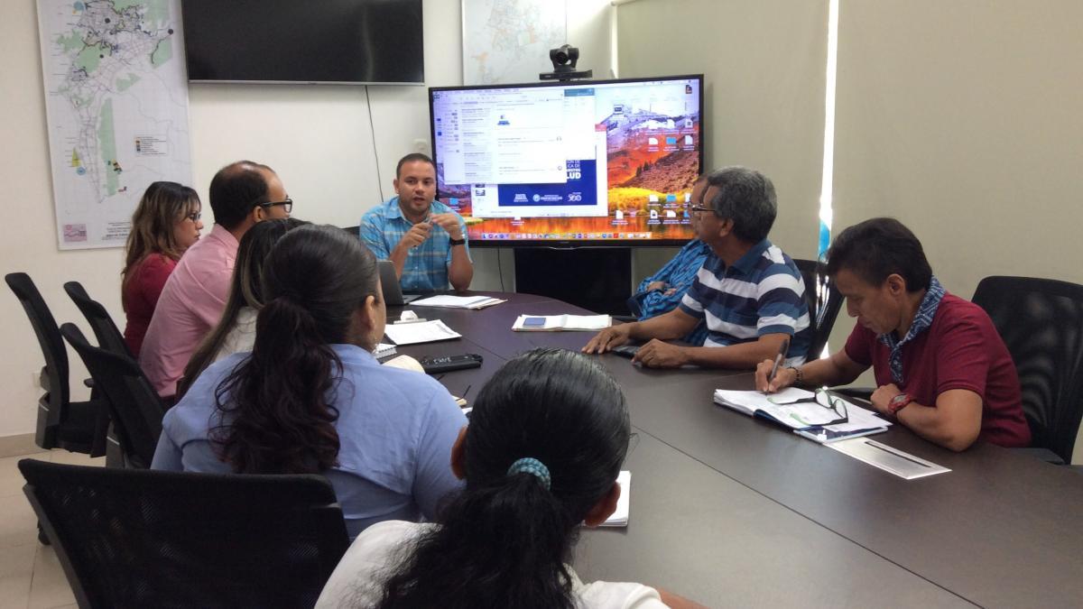 Ante el Consejo Territorial, Distrito socializó proyectos de impacto en  salud