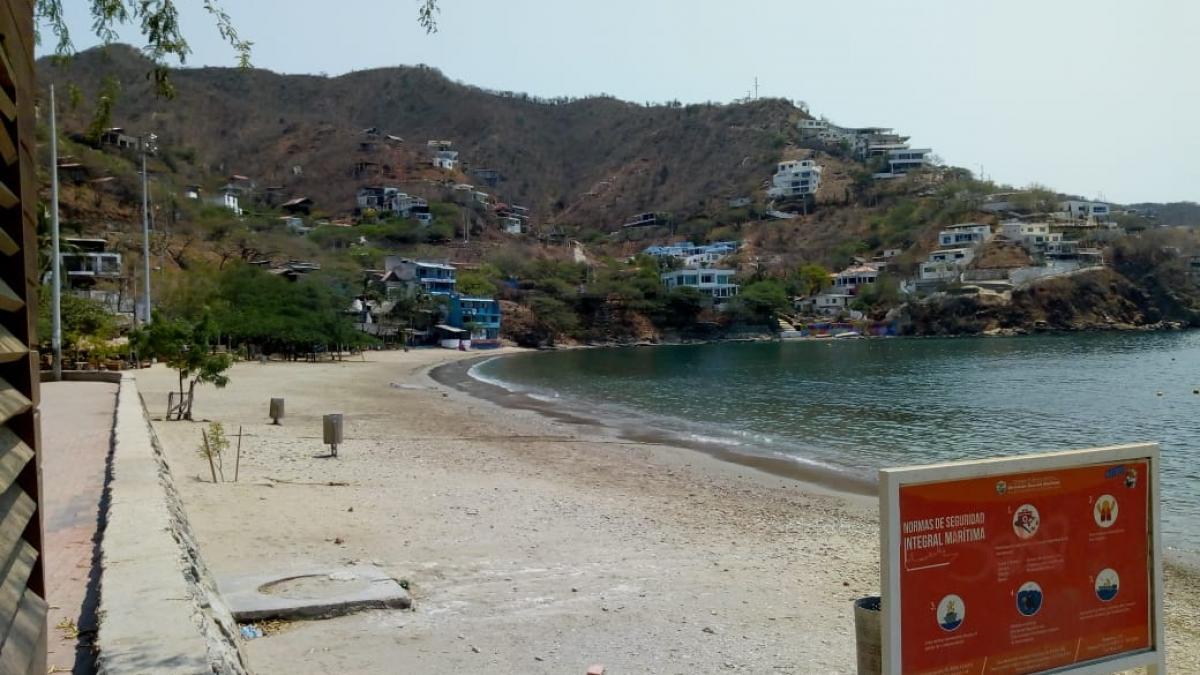 Medidas para contener el Covid-19 impactan positivamente la naturaleza en Santa Marta