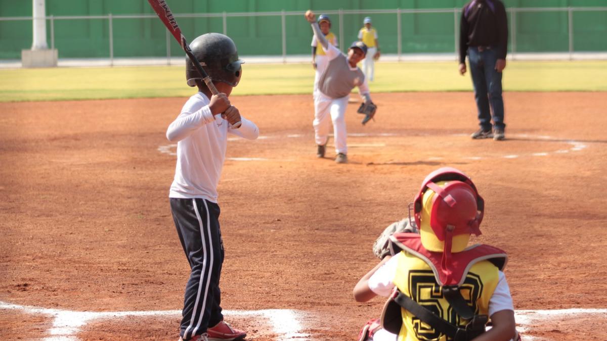 Distrito e Inred reactivan béisbol menor en Santa Marta