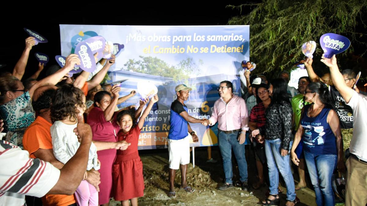 Alcalde Martínez coloca las primeras piedras de los Centros de Emprendimiento en Ciudad Equidad, La Paz y Cristo Rey