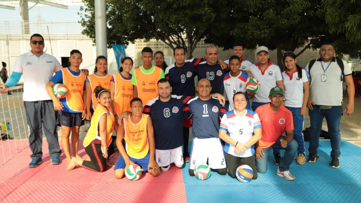 El deporte inclusivo en Santa Marta continúa derribando barreras y creciendo en protagonismo