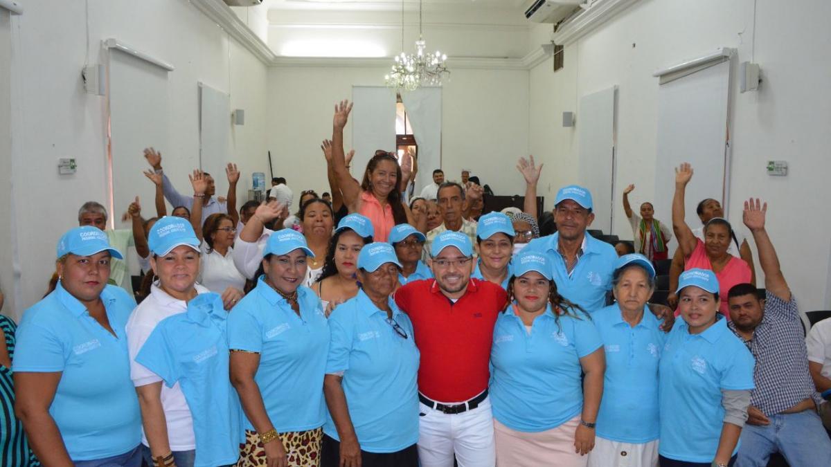Alcaldía de Santa Marta amplia Programa del Adulto Mayor