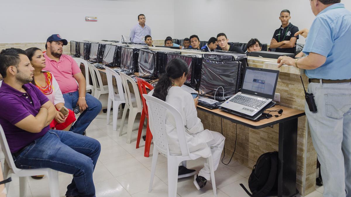 Distrito apoyará la apropiación de nuevas tecnologías para desarrollo social de comunidades indígenas
