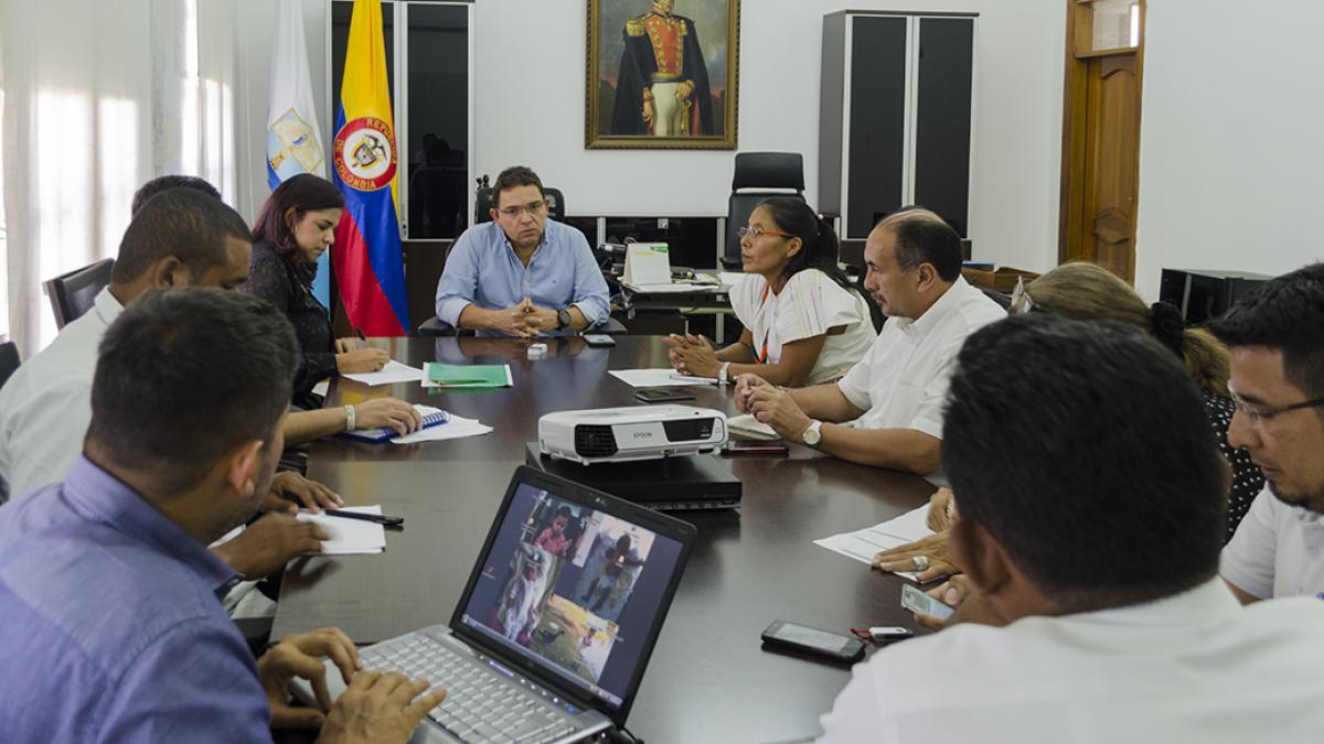 Distrito promoverá con la Registraduría nueva jornada de identificación en las comunidades indígenas