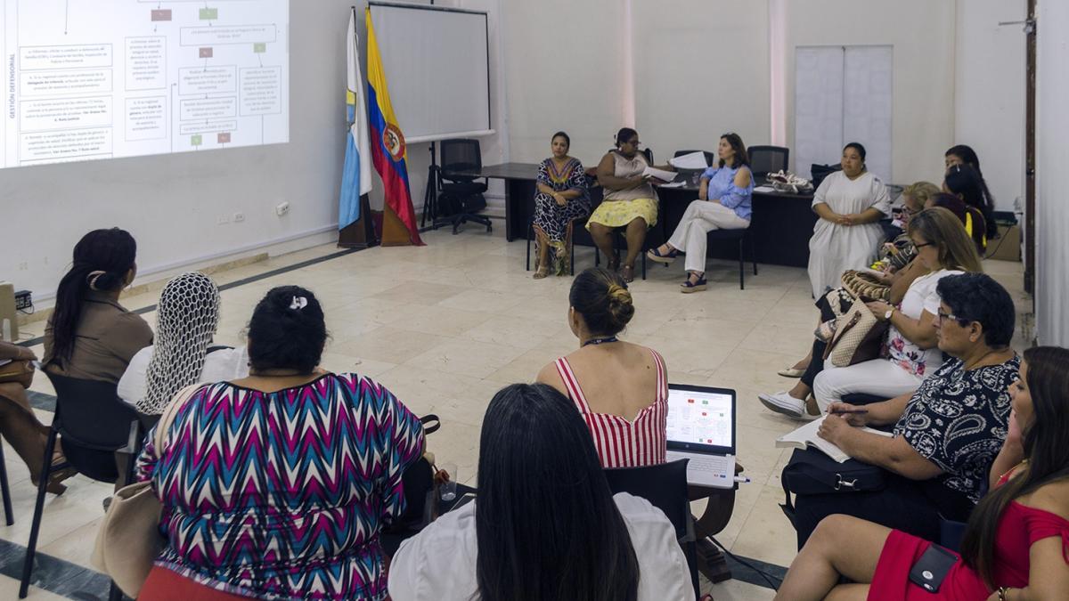 Mesa Diversa se pronuncia frente a las amenazas contra las lideresas sociales