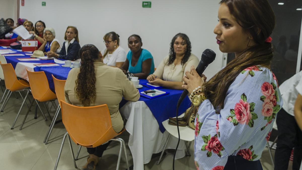 Centro Regional de Atención a Víctimas de Santa Marta, Un referente nacional