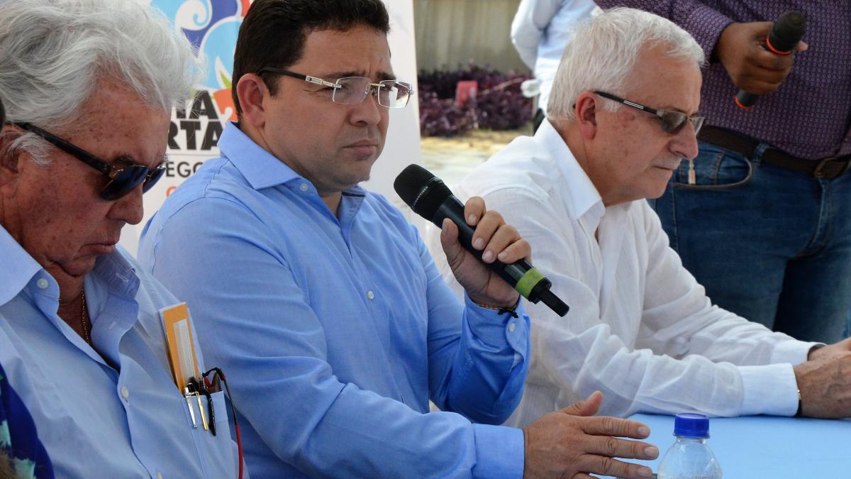 Santa Marta llena de ilusiones sus maletas a Argentina para lograr sede de los V Juegos de Mar y Playa