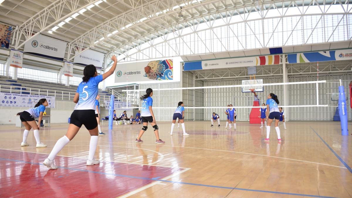 Alcaldía avanza en preparativos para Juegos Inter instituciones técnicas de Santa Marta