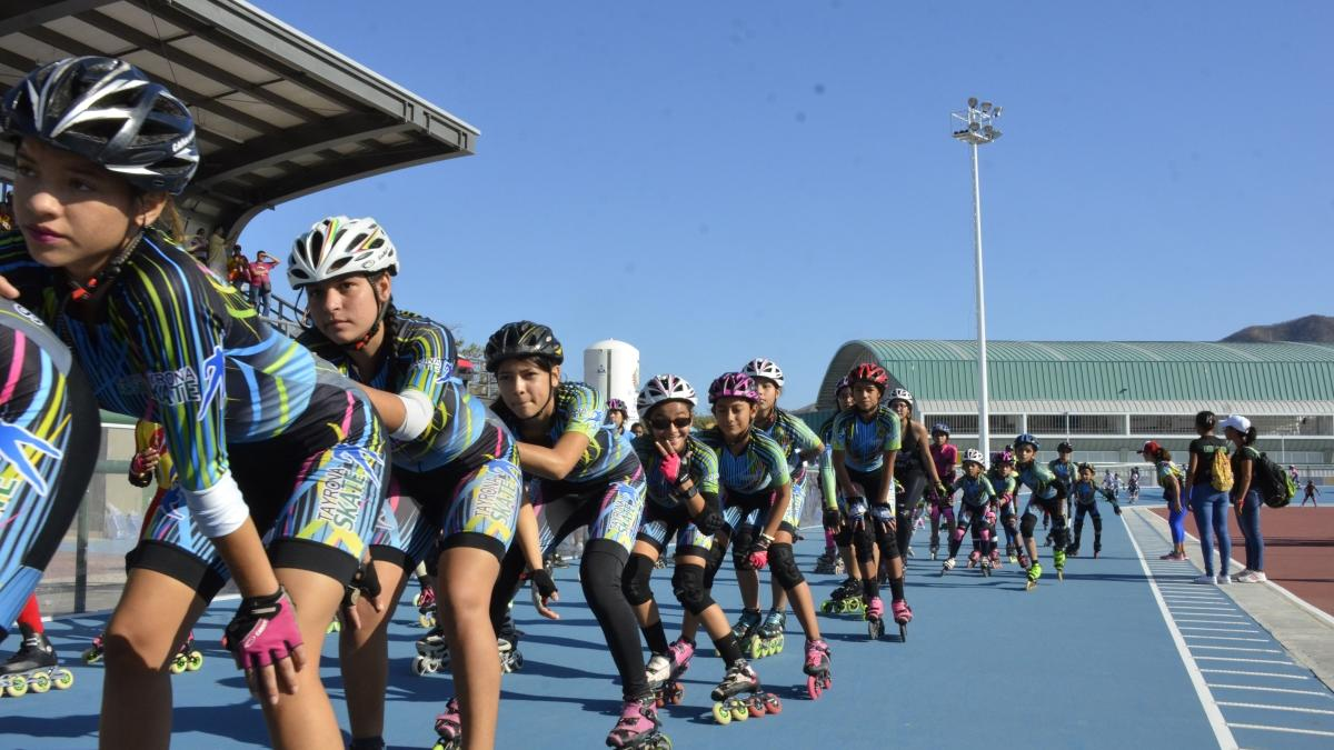 Interclubes Nacional de Patinaje se toma  a Santa Marta