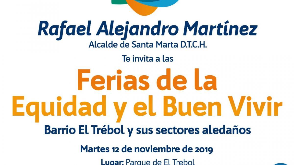 'El Trebol' recibirá Feria de la 'Equidad y el Buen Vivir' de la Alcaldía del Cambio