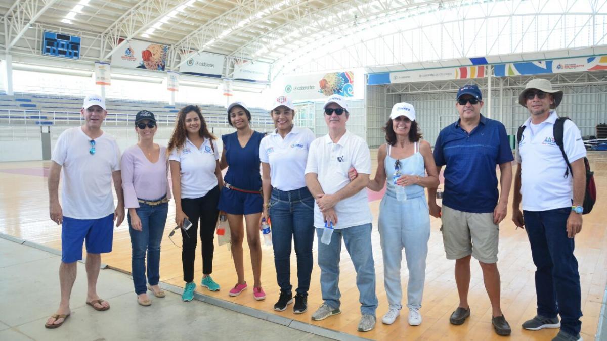 Santa Marta en la mira del turismo deportivo internacional