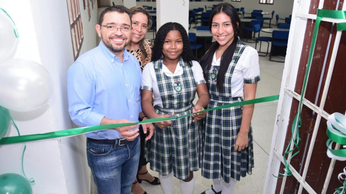 Alcaldía del Cambio entregará adecuaciones a las IED El Saber, Alfonso López y 20 de Julio