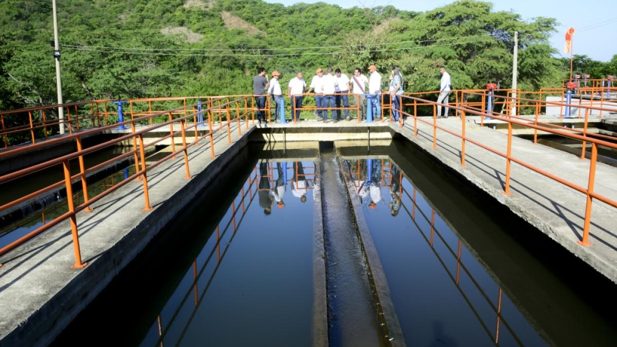 Essmar radica 3 proyectos que cambiarán la historia de la ciudad en materia de acueducto