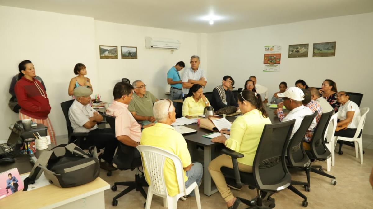 Alcaldía del Cambio impulsa proyectos productivos en la zona rural de Santa Marta