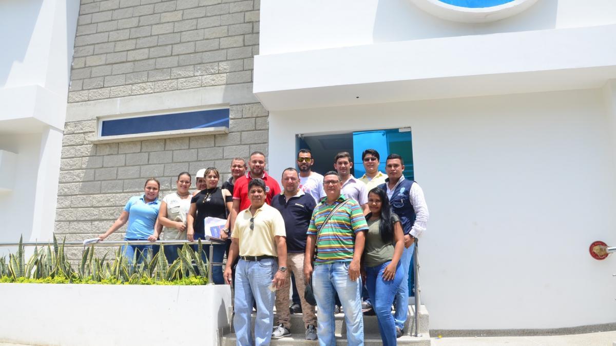 Con optimismo recibieron líderes de La Paz entrega del nuevo centro de salud