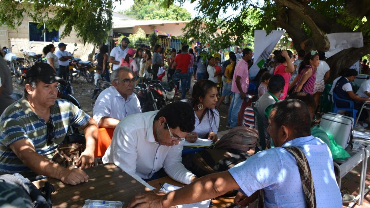 Alcaldía del Cambio elabora agenda constructiva sobre las necesidades de la zona rural de Santa Marta