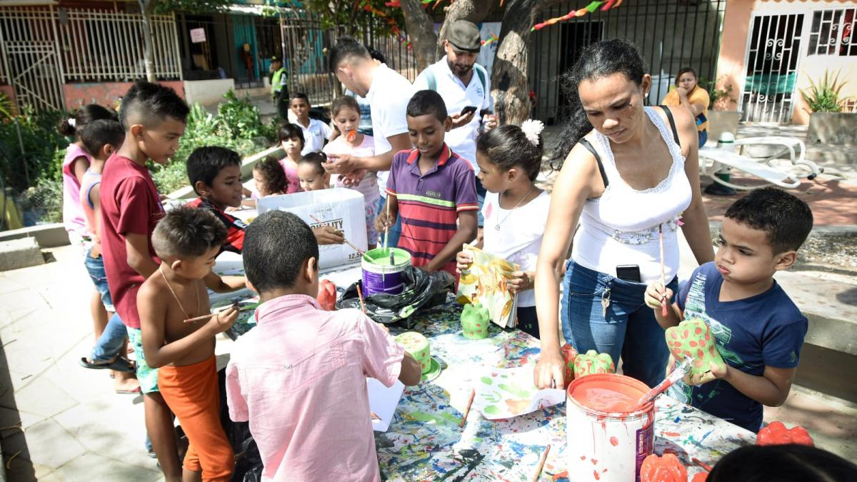 Más de 1.300 habitantes de los barrios 17 de Diciembre y 20 de Octubre accedieron a 'Ferias de la Equidad y el Buen Vivir'