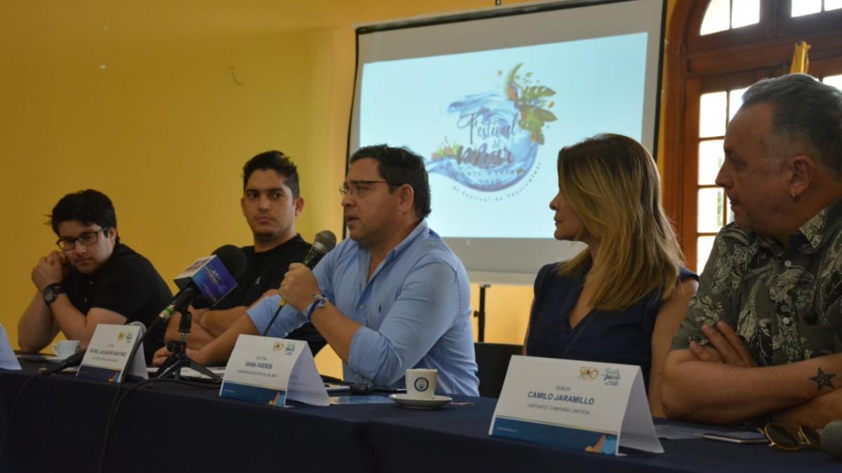 Alcaldía invita a samarios y turistas a disfrutar del 'Festival del Mar: Festival de Festivales'