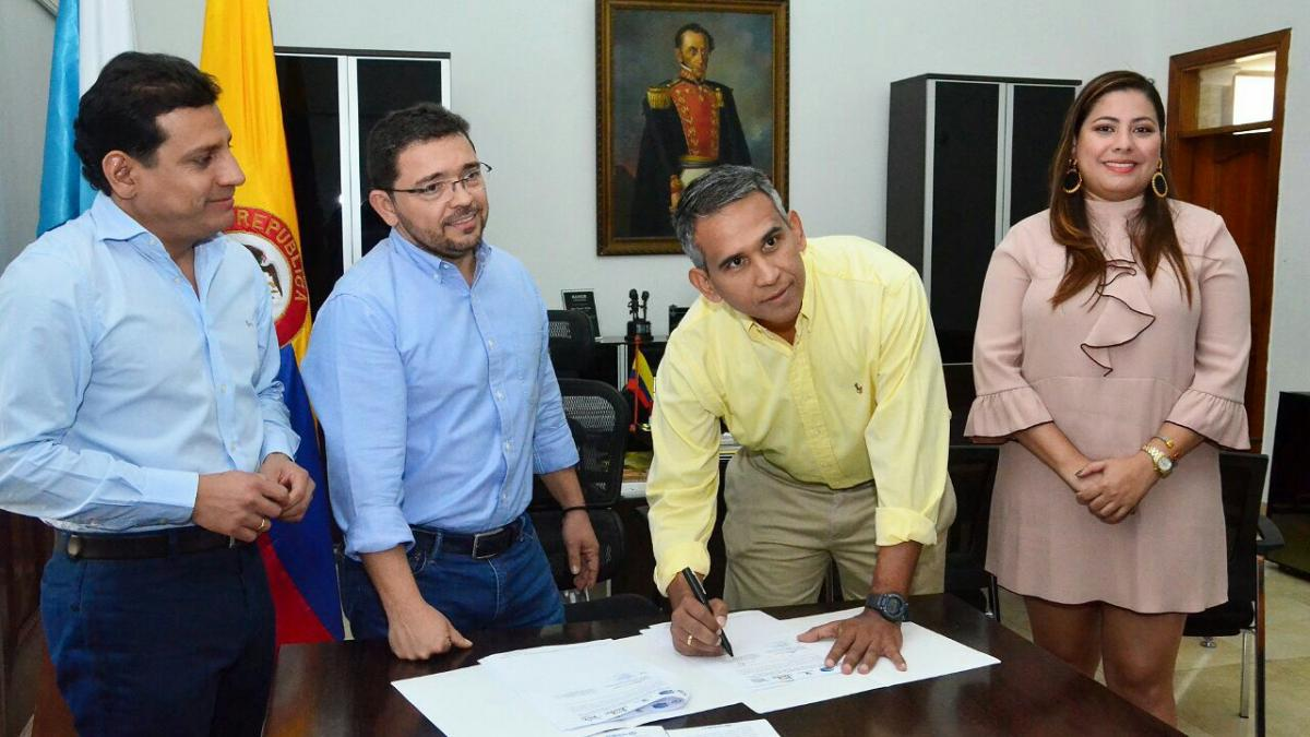 Santa Marta sexta cuidad en implementar Ventanilla Única Empresarial
