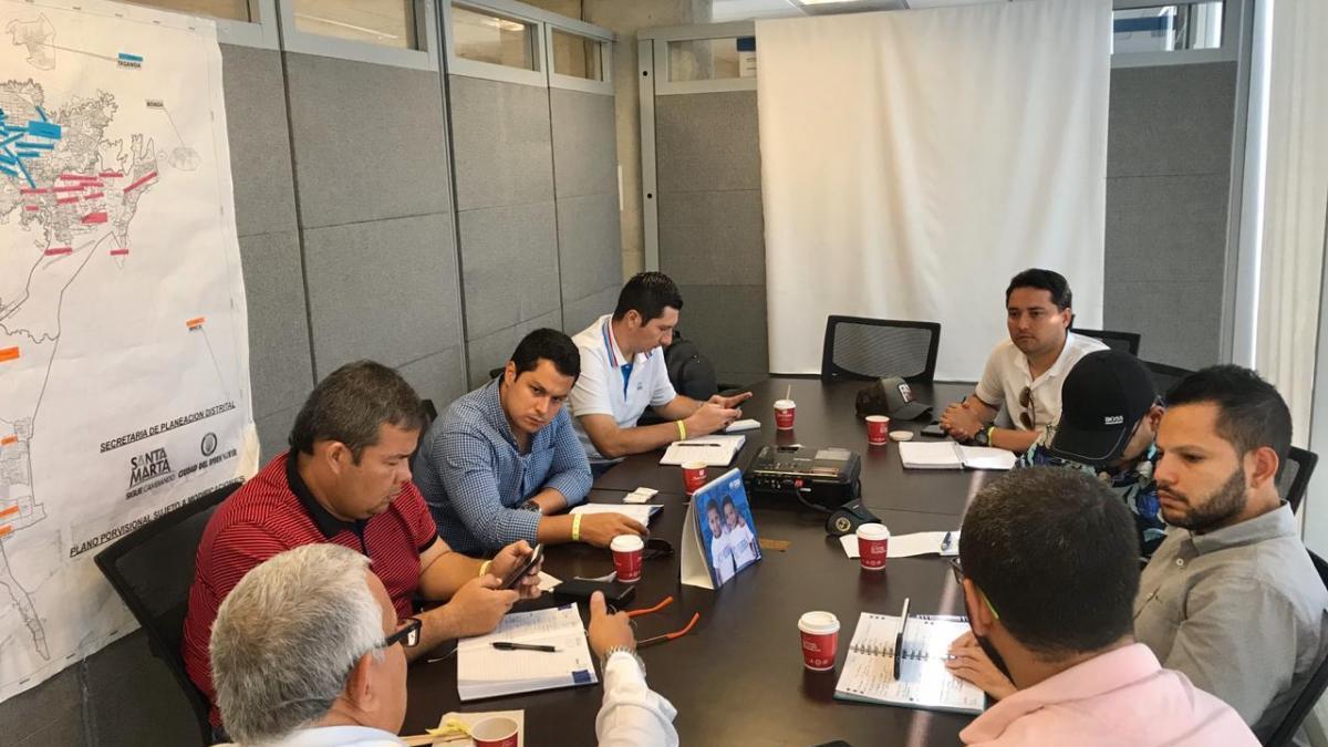Alcaldía del Cambio se reúne  con equipo de trabajo del alcalde electo de Villavicencio