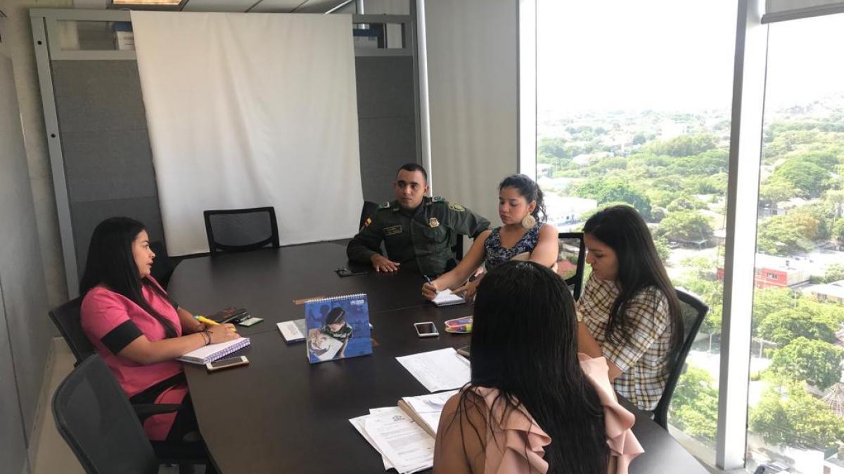 Se diseñará proyecto para atención de urgencias de equinos en Santa Marta