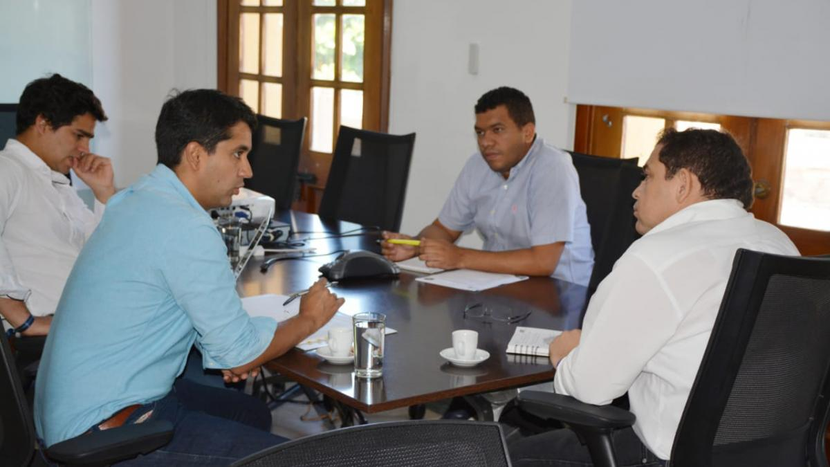 Viceministro de Vivienda reafirma al P.O.T. de Santa Marta como modelo a nivel Nacional
